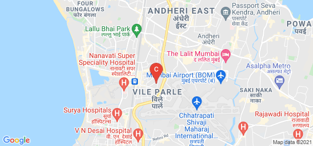 M.L. Dahanukar College of Commerce, Dixit Road, Parle Kalpataru CHSL, Gujarati Society, Vile Parle East, Vile Parle, Mumbai, Maharashtra, India