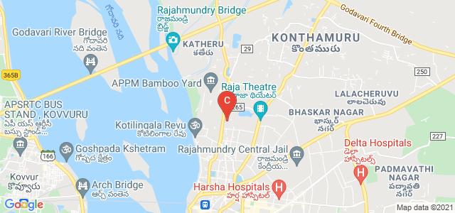 Rajiv Gandhi Degree College, Luthergiri, Rajahmundry, Andhra Pradesh, India