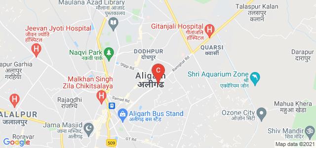 Ramghat Road, Saraswati Vihar, Sumit Sarovar Colony, Aligarh, Uttar Pradesh, India