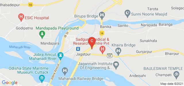 Lakshmi Narayan Sahu Mahavidyalaya, Jagatpur Industrial Estate, Jagatpur, Odisha, India