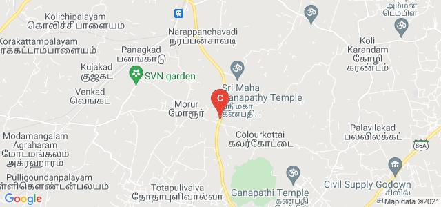 sri shanmugha college of engineering and technology, Puthur, Salem, Tamil Nadu, India