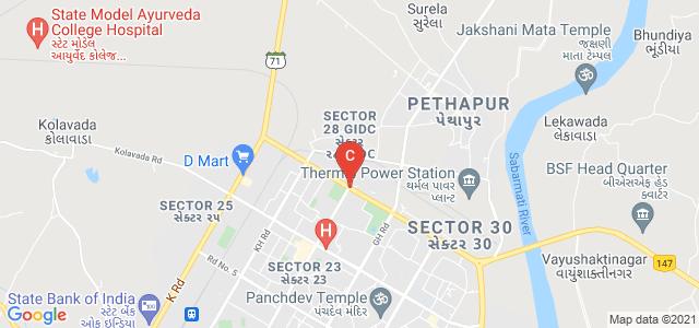 Indian Institute Of Information Technology Vadodara, Sector 28 GIDC, Sector 28, Gandhinagar, Gujarat, India
