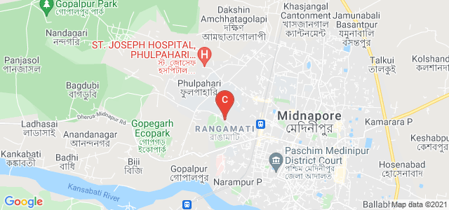 Vidyasagar University, Medinipur, West Bengal, India