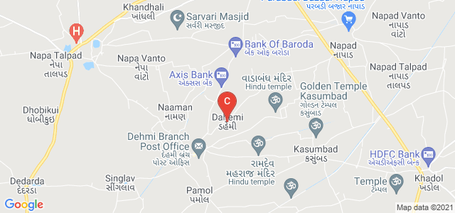 Dahemi, Anand, Gujarat, India