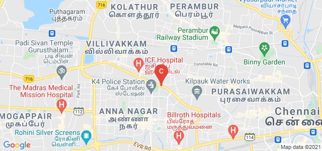 New Avadi Road, Thandavaraya, Chennai, Tamilnadu, India