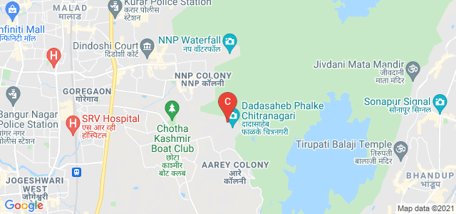 Whistling Woods International, Reliance Media, Film City Complex, Near, Goregaon East, Mumbai, Maharashtra, India