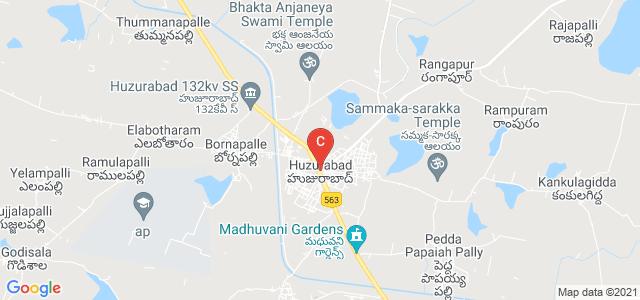 Huzurabad, Telangana, India