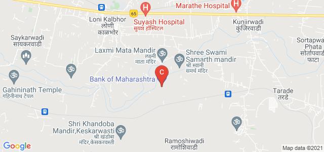 Loni Kalbhor, Pune 412201, India