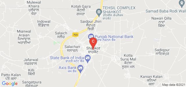 Shahkot, Jalandhar, Punjab, India