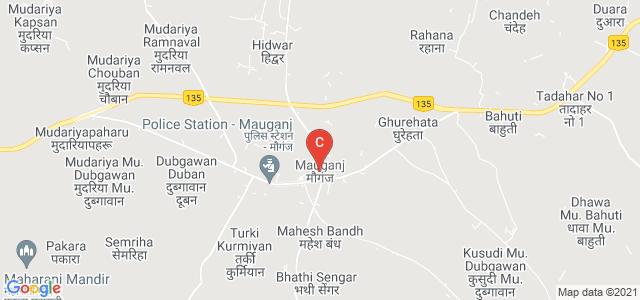 Mauganj, Rewa, Madhya Pradesh 486331, India