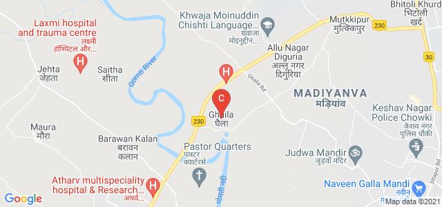 Ghaila, Uttar Pradesh, India