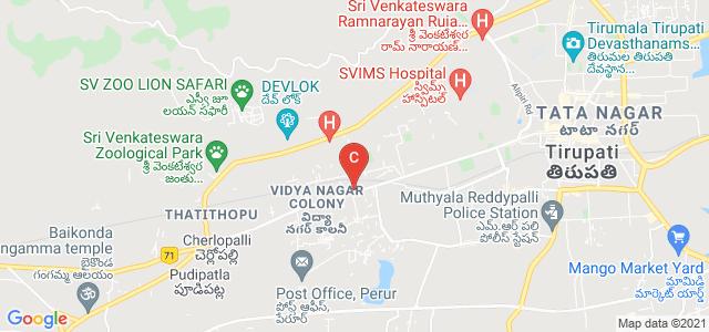 Tirupati, Andhra Pradesh 517502, India