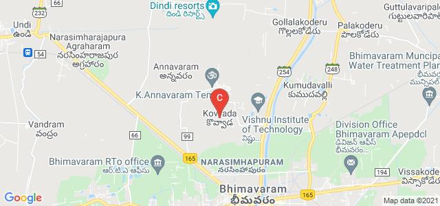 Vishnu Institute of Technology, Kovvada, Andhra Pradesh, India