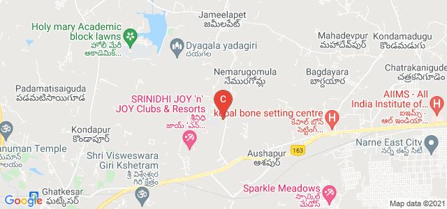 VBIT COllege Road, Ranga Reddy, Telangana 501301, India