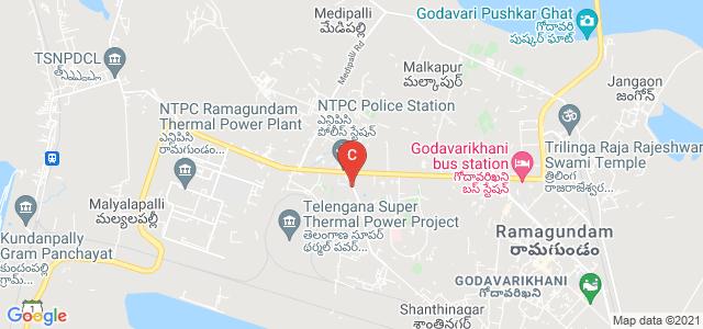 Ramagundam, Telangana, India