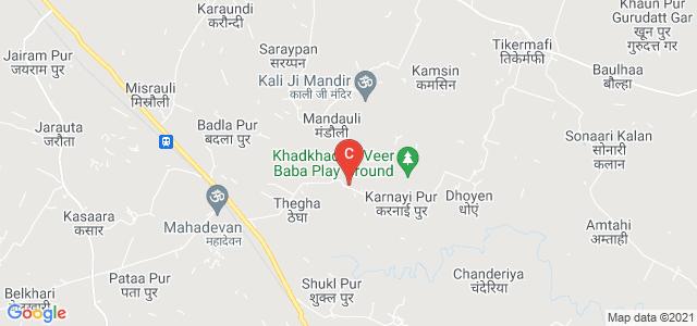 Tikermafi, Uttar Pradesh 227413, India