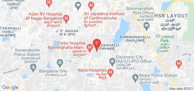 Indian Institute of Management Bangalore, Bannerghatta Main Road, Opp to, Sundar Ram Shetty Nagar, Bilekahalli, Bengaluru, Karnataka, India