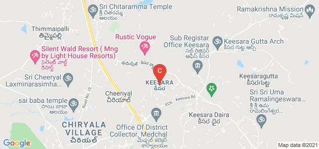 Keesara, Secunderabad, Ranga Reddy, Telangana, India