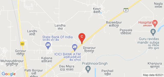 SH 31, Landha, Haryana 133102, India