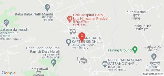 Una - Jaijon Rd, Haroli, Himachal Pradesh, India