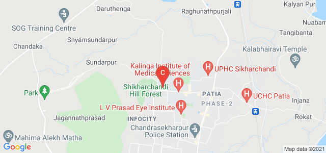Chandaka Industrial Estate, Patia, Bhubaneshwar, Odisha, India