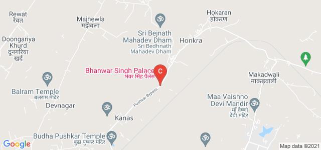 Pushkar Bypass Rd, Ajmer, Rajasthan 305004, India