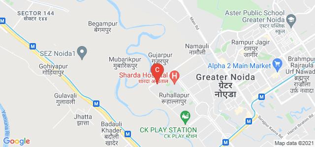 Delhi Technical Campus, Knowledge Park III, Greater Noida, Uttar Pradesh, India