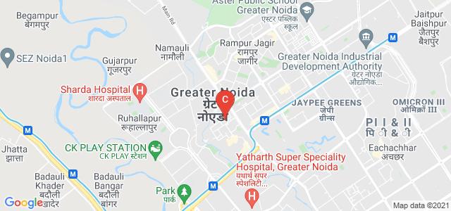 Knowledge Park I, Greater Noida, Uttar Pradesh, India