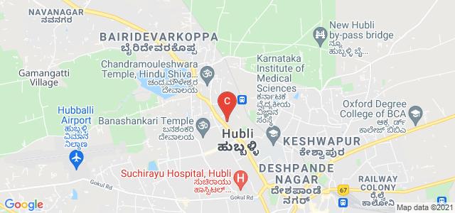 BVB College Of Engineering And Technology, Vidya Nagar, Hubli, Karnataka, India