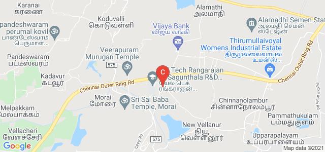 Vel Tech Bus Stop, Alamadhi Road, Tiruvallur, Tamil Nadu, India