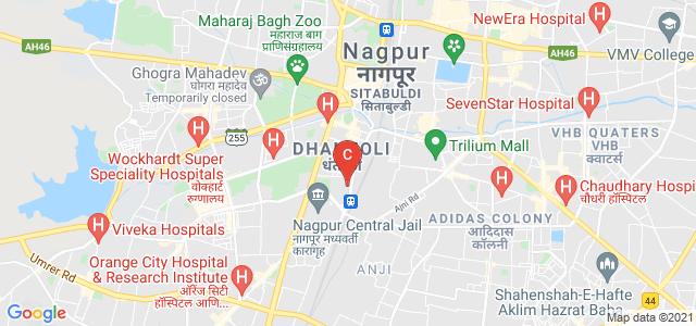 Dhanwate National College, Opposite Ajni Railway Station, Congress Nagar, Nagpur, Maharashtra, India