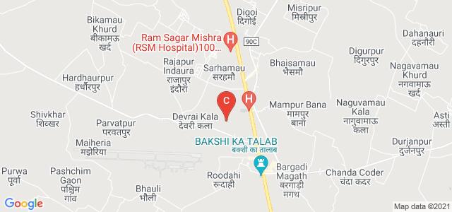 College Road, Rampur Devrai, Uttar Pradesh 226201, India