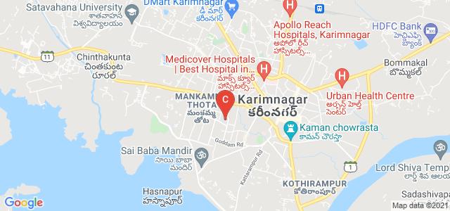 Government Degree College for Women - Karimnagar, Kashmirgadda, Karimnagar, Telangana, India