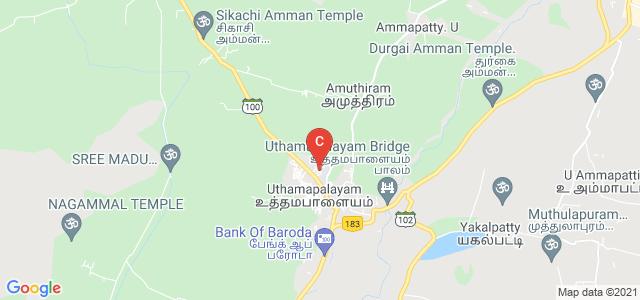 Hajee Karutha Rowther Howdia College, Uthamapalayam, Tamil Nadu, India