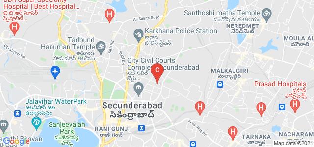 Kasturba Gandhi Degree & PG College for Women, Street Number 10, Aswini Colony, West Marredpally, Secunderabad, Telangana, India