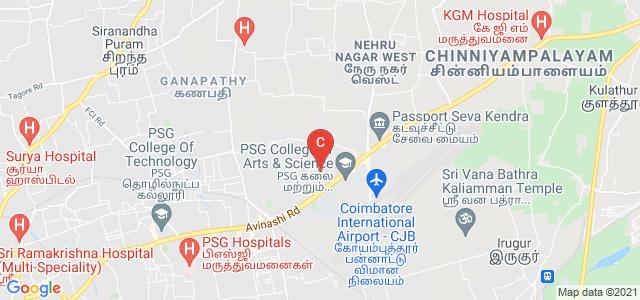 Dr.G.R.Damodaran College of Science, Avinashi Road, Civil Aerodrome Post, Peelamedu, Coimbatore, Tamil Nadu, India