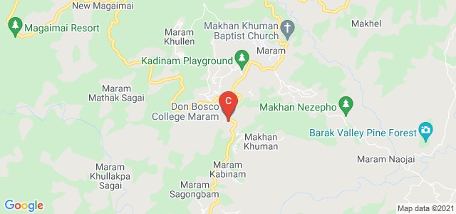 Don Bosco College Maram, NH 2, Manipur, India