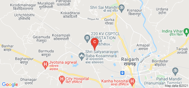 P.D. Commerce College, Sankar nagar, Dhangardipa, Shivam Vihar Colony, Raigarh, Chhattisgarh, India