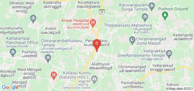 Sree Vivekananda College, Kunnamkulam, P.O. Kunnakulam, Akkikkavu, Kizhoor, Kerala, India