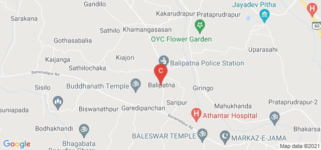 Sishu Ananta Mahavidyalaya,Balipatna, Balipatna, Odisha, India