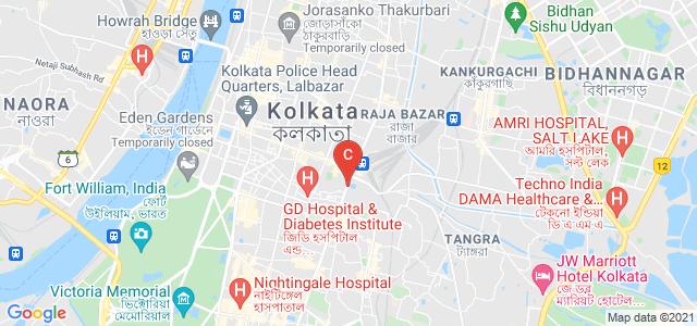 Nil Ratan Sircar Medical College and Hospital, Acharya Jagadish Chandra Bose Road, Sealdah, Raja Bazar, Kolkata, West Bengal, India