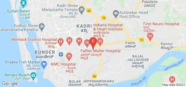 Father Muller Medical College, Kankanady, Mangalore, Karnataka, India