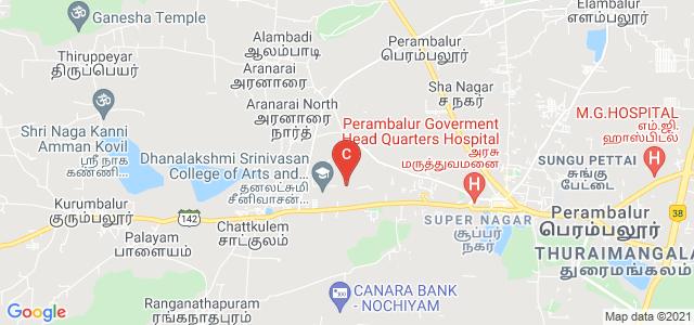 Srinivasan College Of Arts And Science, Perambalur, Tamil Nadu, India