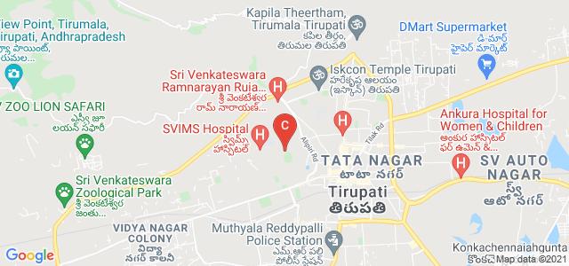 Rashtriya Sanskrit Vidyapeetha, LIC Road, Balaji Colony, Tirupati, Andhra Pradesh, India