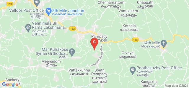 Kuriakose Gregorios College, Kottayam, Kerala, India