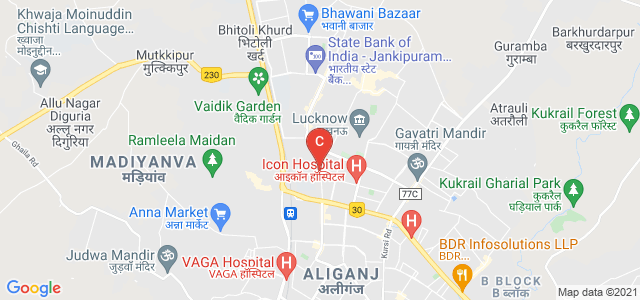 Institute of Engineering and Technology, Sitapur Rd, Sector F, Jankipuram, Lucknow, Uttar Pradesh, India