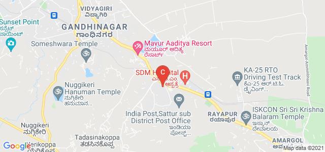 SDM College of Dental Sciences & Hospital, Vanasiri Nagar, Hubali-Dharwad, Dharwad, Karnataka, India