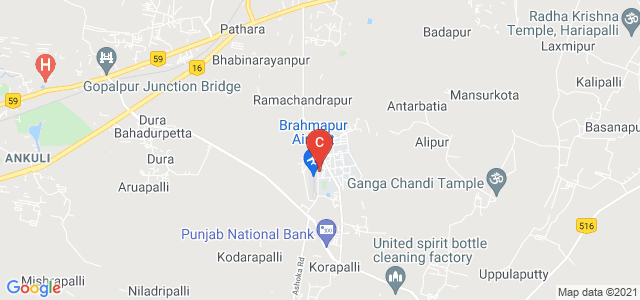 Berhampur University AD Block, Korapalli, Odisha, India