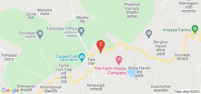 G M Vedak College of Science, Tala, Maharashtra, India