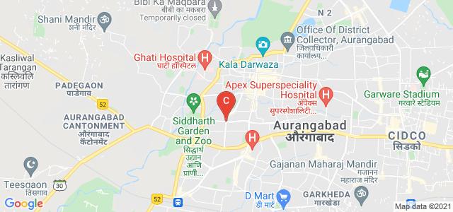 Manikchand Pahade Law College, Aurangabad, Samarth Nagar, Aurangabad, Maharashtra, India